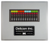 Detcon Gas Detection Control Enclosure, NEMA 4X, 12 Channel -- 1212-N4X