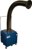 High Flow Portable Fume Extractor Portable Floor Sentry -- SS-400-PFS - Image