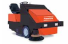 Compact Industrial Sweeper, PowerBoss® -- Armadillo 6X