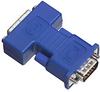 DVI to VGA Adapter Analog DVI-F to HD15M -- P126-000