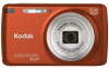 Kodak EasyShare M577 14 Megapixel Compact Camera - Orange -- 1400894