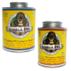 16 oz gorilla pvc cement clear -- 28658