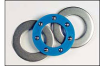 Carbon Steel Thrust Bearing with Nylon Retainer