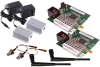 2.4 GHz Ethernet Module Evaluation Kit -- AW2400mTR-EVAL - Image