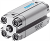 ADVU-20-15-P-A Compact cylinder -- 156516-Image