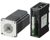 CRK Series Stepper Motors with Built-in Controller (Stored Program) (DC Input) -- pk566awm-crd514-kp