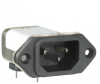 Power Entry Connectors - Inlets, Outlets, Modules -- CCM2074-ND -Image
