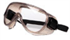 05058204 - Encon 500-Series Spherical Goggles, Clear Antifogging Lens -- GO-01662-14 - Image