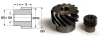 Commercial & Precision Helical Gears (metric) -- KKHG2.5-44RJ40 -- View Larger Image