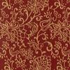 Allover Floral Jacquard Fabric -- R-Platter - Image