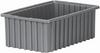 Grid Box, Akro-Grid Box 16-1/2 x 10-7/8 x 6 -- 33166GREY - Image