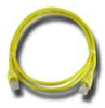PixelUSA Cat 5e Network Cable 5ft, Yellow -- CB-NE-900005