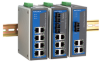 DIN-Rail Unmanaged Ethernet Switch -- EDS-308