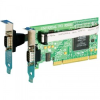 2 Port RS232 Low Profile PCI Serial Port Card -- UC-101