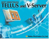 TELLUS and V-Server HMI Software