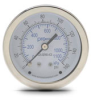 0-160 psi / 0-1100 kPa Pressure Gauge with 2.5 inch mechanical dial -- G25-SD160-4CS - Image