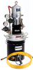 Airless High Pressure Outfit -- 98-973 4B 5 gallon - Image