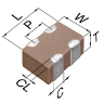 Multilayer Ceramic Chip Capacitor -- CKCL22C0G1H100F085AA - Image