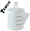 Tamco Polypropylene Acid Bucket with Spout -- 13010