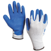 Rubber Coated Palm Gloves - Large -- GLV1014L