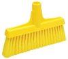 Synthetic Lobby Broom,Yellow,9-1/2 In -- 9CT15