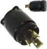 Power Entry Connectors - Inlets, Outlets, Modules -- Q535-ND