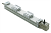 Mechanical Linear Actuator with Adjustable Gearbox (Dual Carriage, Synchro-use) -- MAG5040DW - Image