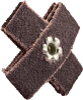Merit AO Medium Grit Cross Pad -- 8834184195 - Image