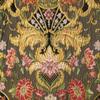 Elegant Frame Lampasso Chenille Fabric -- K-Aubusson -- View Larger Image
