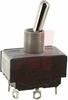 Switch, BAT LEVER, DPDT, ON-NONE-ON, Solder LUG -- 70155768