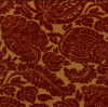 Classic Vine Chenille Matelasse Fabric -- R-Babson -- View Larger Image
