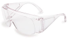 Polysafe Visitors Safety Glasses > FRAME - Clear > LENS - Clear > UOM - Each -- 11180029