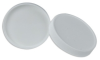 Polypropylene Cap with Foamed PE Liner -- 66215