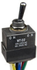 Standard Toggle Switches -- WT-Series