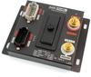 Data Panel 38022-2 Dual Power Splitter with Fuses & LED Status Indicator -- 44416