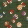 Billiards Tapestry Fabric -- R4068