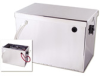 Noco Group 27 Sealed Aluminum Battery Box - Satin Finish -- NOCO-HM251