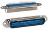D-Shaped Connectors - Centronics -- 1050PM-ND