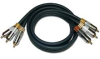 HQ Ultra 3ft Triple RCA Cable -- SKY71333