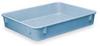 Fiberglass Nest Container,D 9 3/4,Blue -- 3EVD3