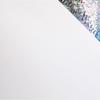 Opal White, Iridescent Glass -- I/200S