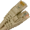 CAT6 550MHZ ETHERNET PATCH CORD GRAY 10 FT -- 26-260-120 -Image
