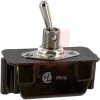 Switch, Toggle; 20 A; 250 V; DPST; Screw-In -- 70155879
