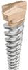 "1"" x 11"" x 16"" 2 Cutter Spline Shank Rotary Hammer Bit -- DW5721 - Image"