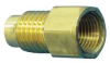 Metric Adapter,3/16 In,Brass,PK 5 -- 5MTE2