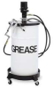 Air Operated Grease Pump, 16 Gal -- 4ZT50