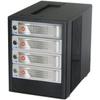 WiebeTech RTX RTX400H-NJ DAS Hard Drive Array - 4 x HDD.. -- 35410-0634-1000