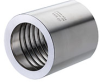 Sanitary 304 Stainless Steel Crimp Ferrules -- SCF-SS Series -- View Larger Image