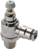 Right Angle Flow Control Valve -- GMVU 53-02 - Image