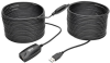 USB 2.0 Active Extension Repeater Cable (USB-A M/F), 15 m (49 ft.) -- U026-15M - Image
